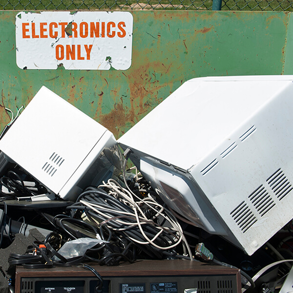 computer disposal erie PA